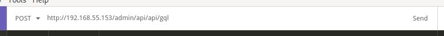 GraphQL URL