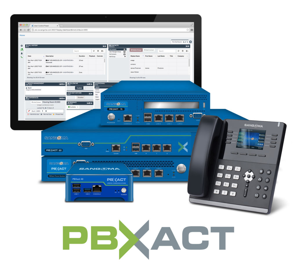 PbxAct Bundle