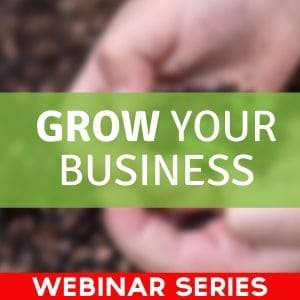 Grow your Business Webinar series