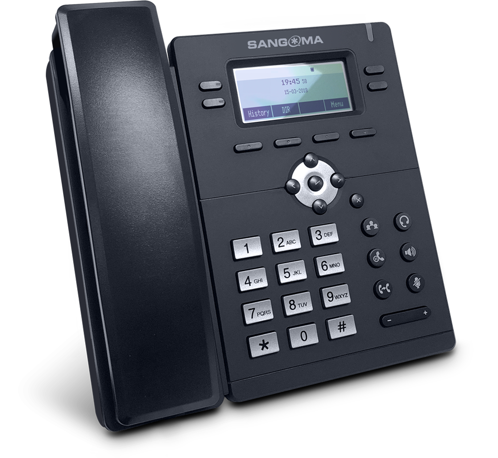 S305 IP Phone Product Photo for FreePBX
