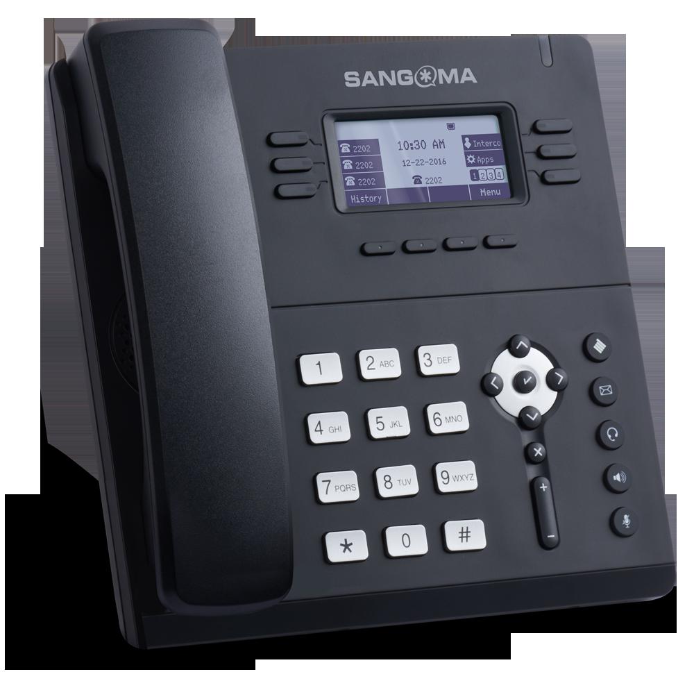 S406 IP Phone Product Photo for FreePBX