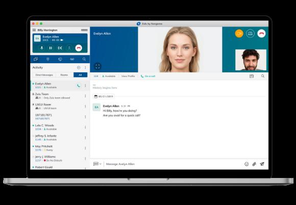 Desktop & Mobile Integration - Desktop View